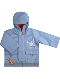 Rain Jacket 12M Bluejay - Blue
