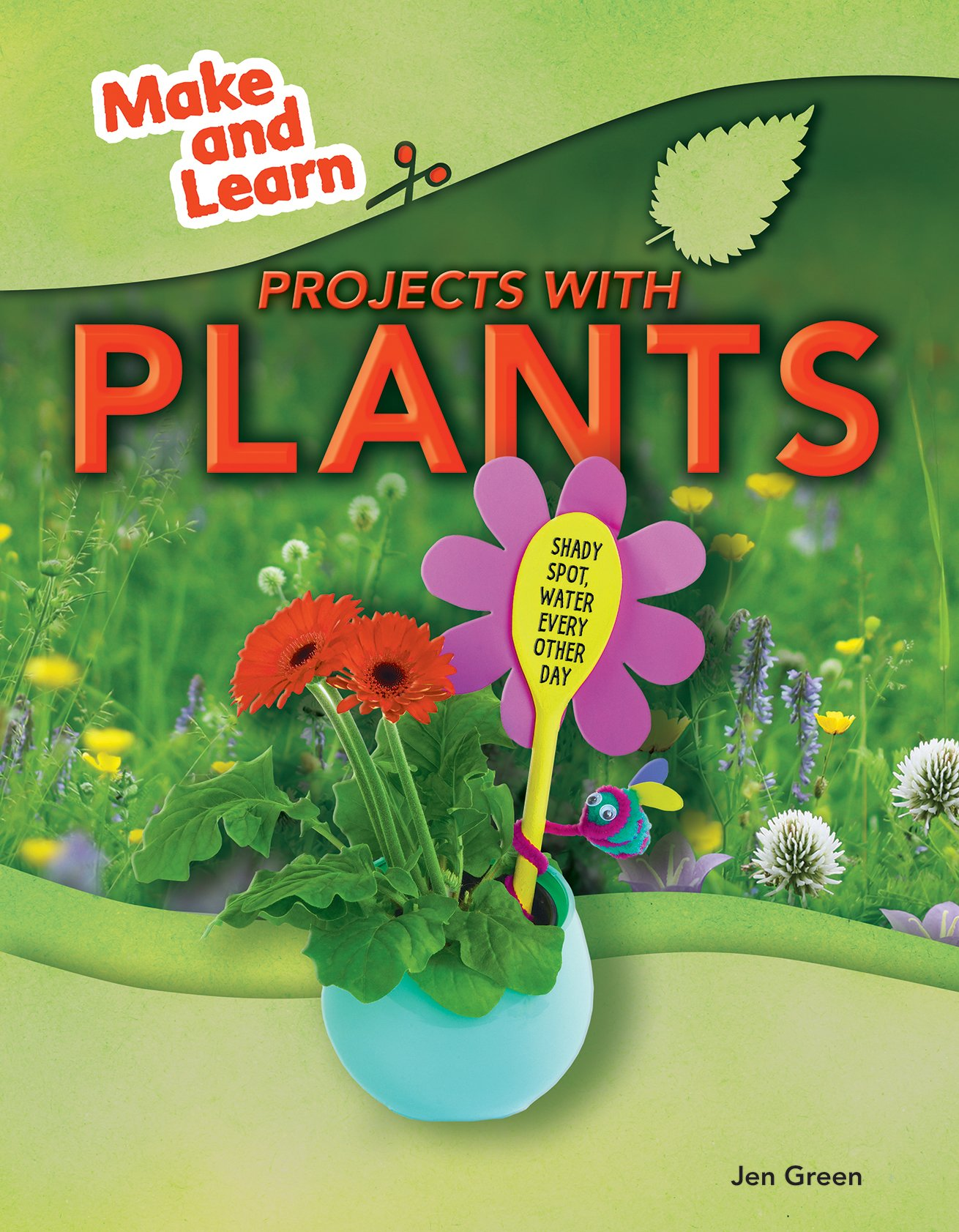 Read Online Projects with Plants (Make and Learn) pdf