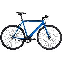 6KU Aluminio de Velocidad única Fixie Urban Track Bike.