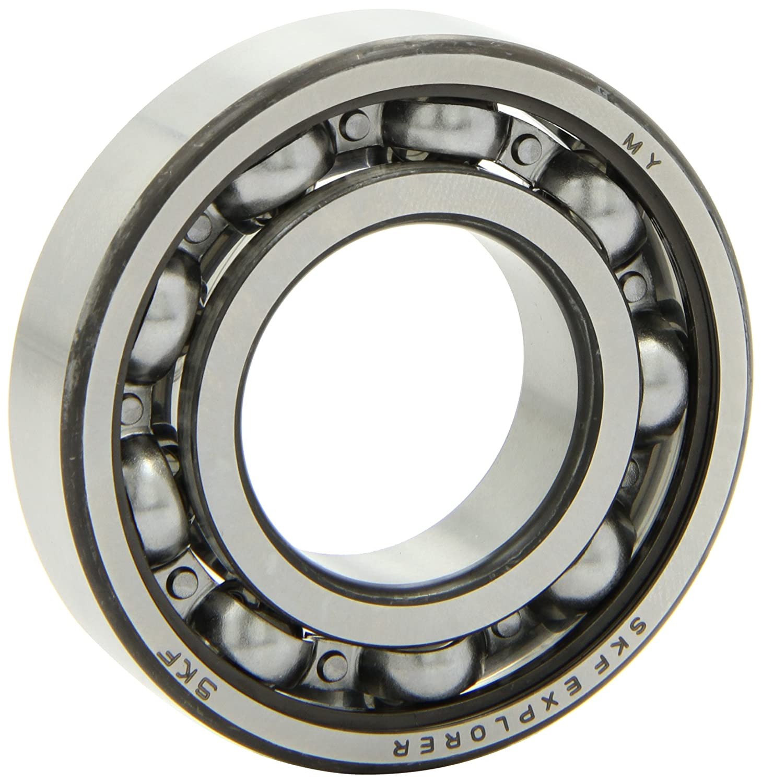 6207LU Double Side Sealed Ball Bearing Bore Inner Diameter 35mm x 72mm x 17mm