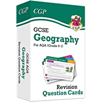 Grade 9-1 GCSE Geography AQA Revision Question Cards