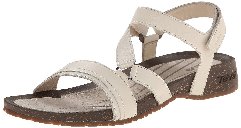 Teva Women's Cabrillo Crossover Sandal B00KXD8HUY 5 B(M) US Whitecap Grey