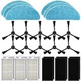 POWER-XWT Ricambi Accessori Filtri Tessuto in velcro HEPA per ILIFE V3s Pro V3s V5 V5s e V5s per Robot Aspirapolvere Parti