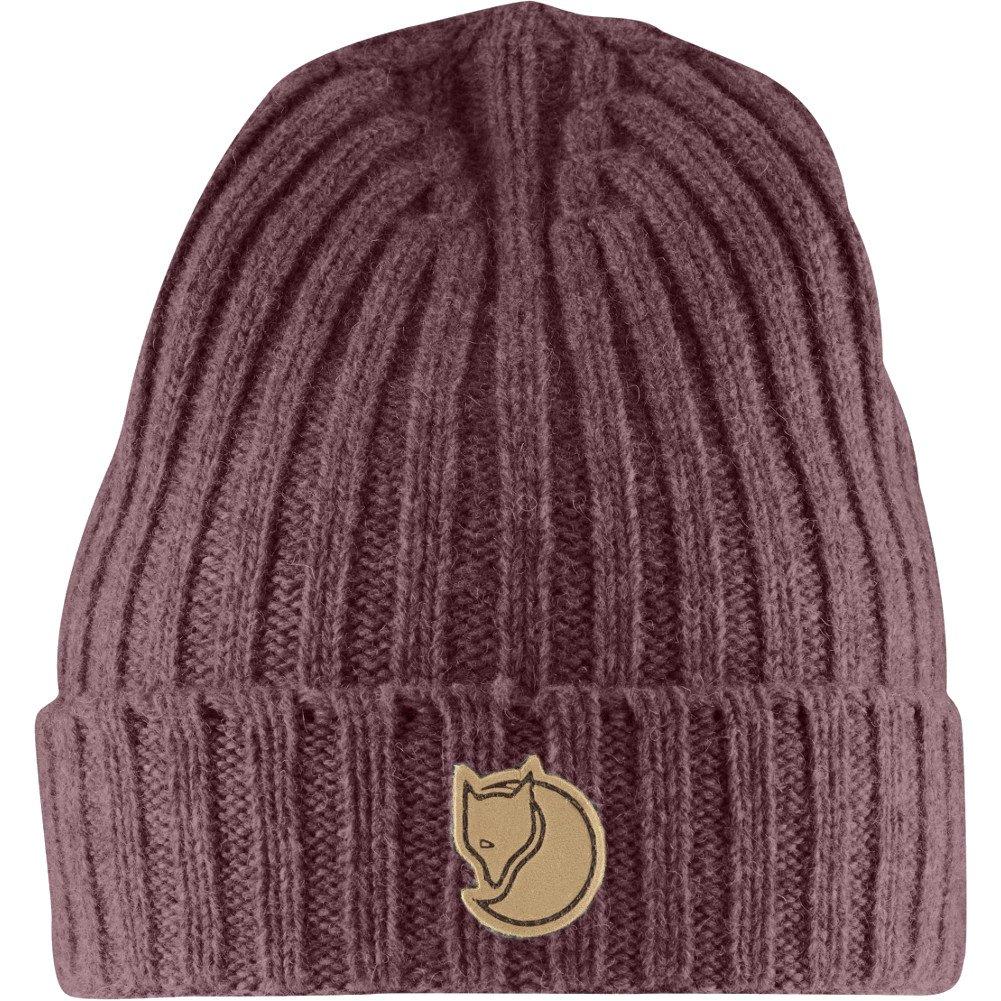 Fjallraven RE Wool Hat, Dark Garnet, Onesize