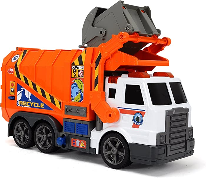 Top 10 Trash Compactor Truc
