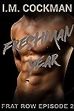 Freshman Year (Frat Row Book 2)