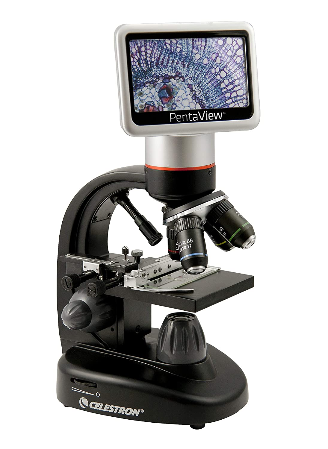 Celestron PentaView 5 MP LCD Digital Microscope