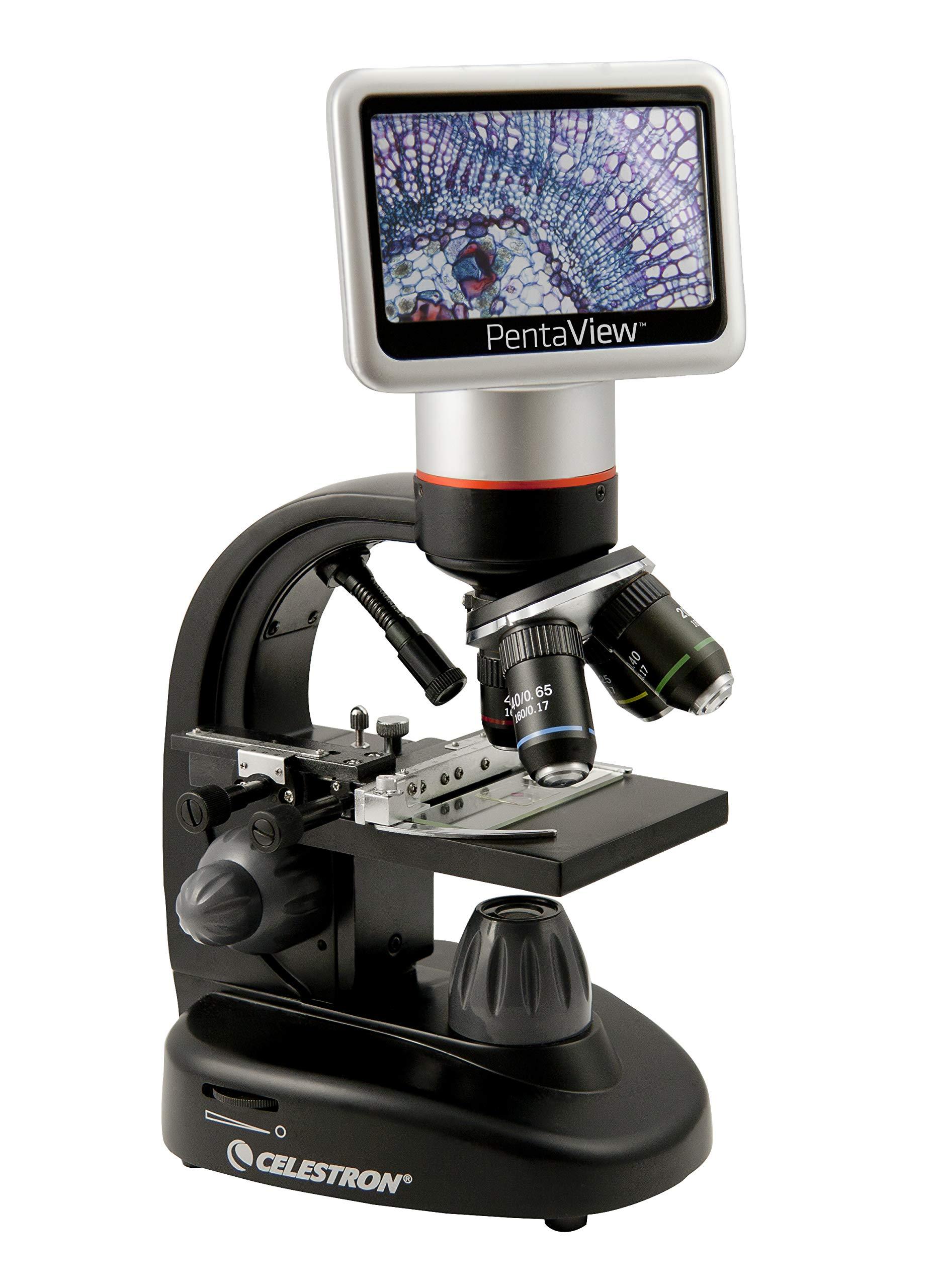 Celestron PentaView 5 MP LCD Digital Microscope by Celestron