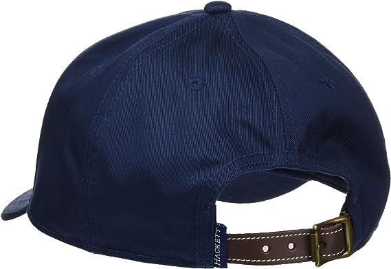 Hackett London Classic Brnd Cap Gorra de béisbol, Azul (595NAVY ...