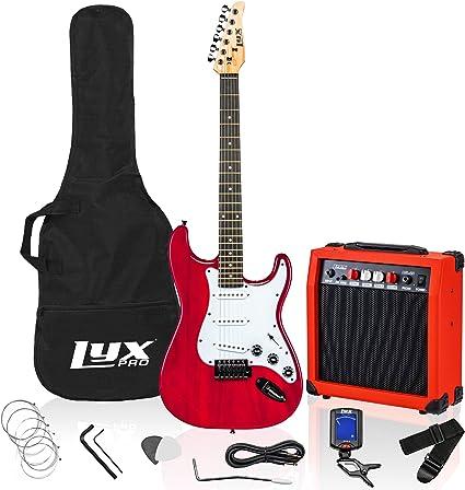 LyxPro Electric Guitar Kit
