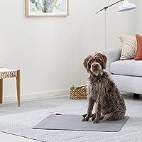 Brindle Almohadilla de Entrenamiento Lavable para Cachorros – Paquete de Dos – Almohadilla Reutilizable para Orinal de…