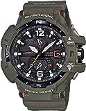 [カシオ]CASIO 腕時計 G-SHOCK Master in OLIVE DRAB グラビティマスター 世界6局対応電波ソーラー GW-A1100KH-3AJF メンズ