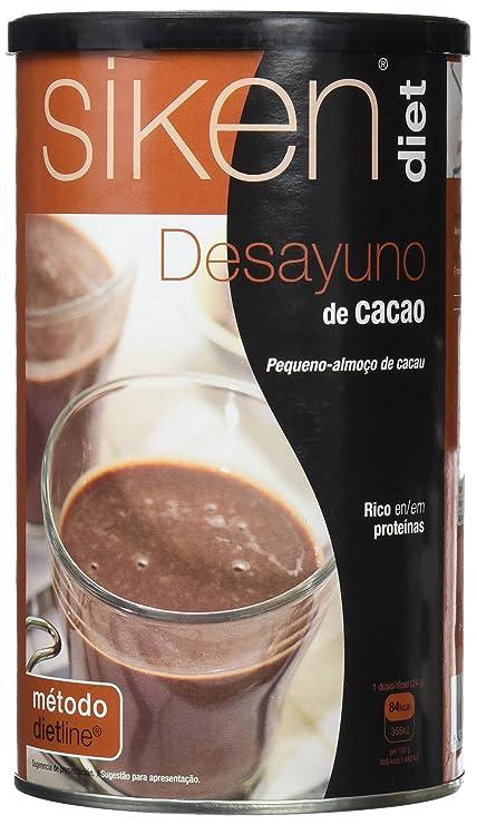 DIAFARM - SIKENDIET DESAYUNO CACAO 400G: Amazon.es: Alimentación y bebidas
