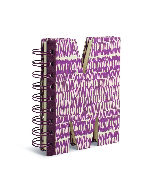 IFLetter K Alpha Notebook