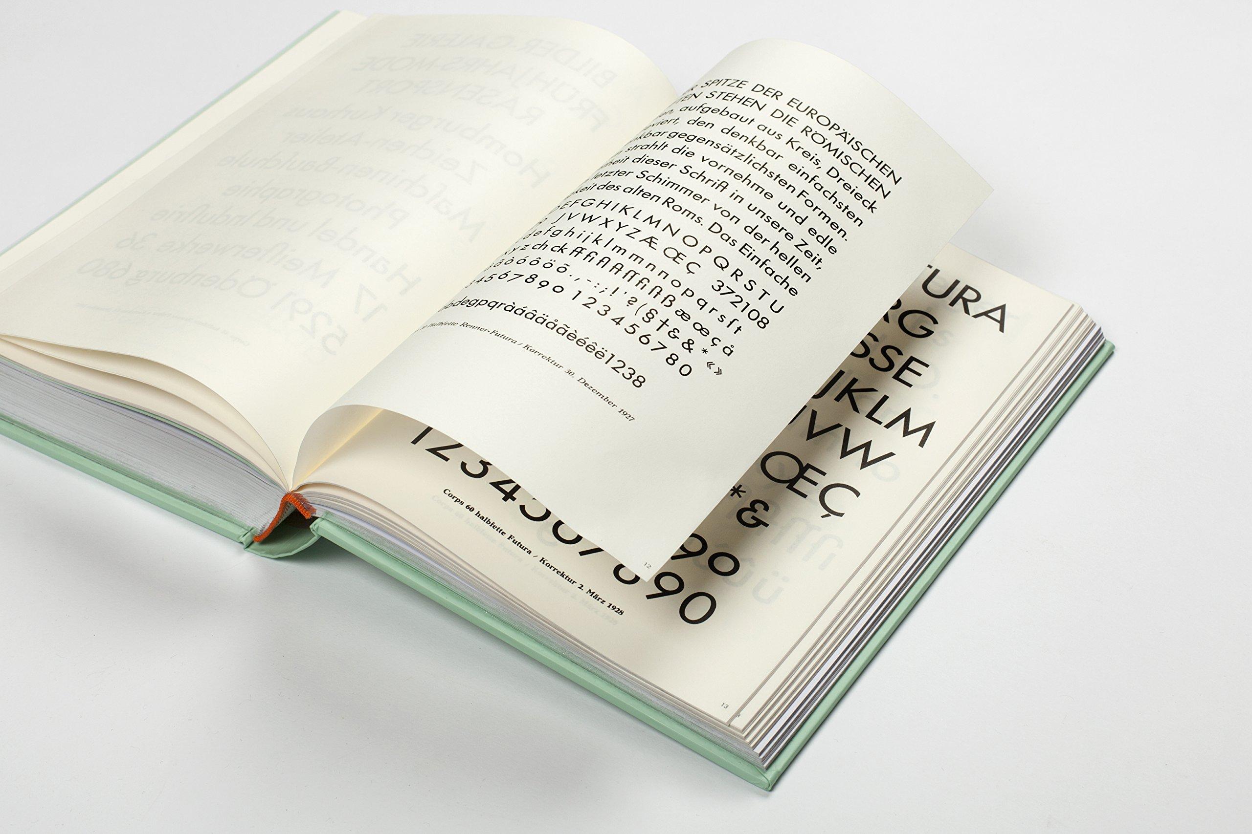 Futura Standard Book