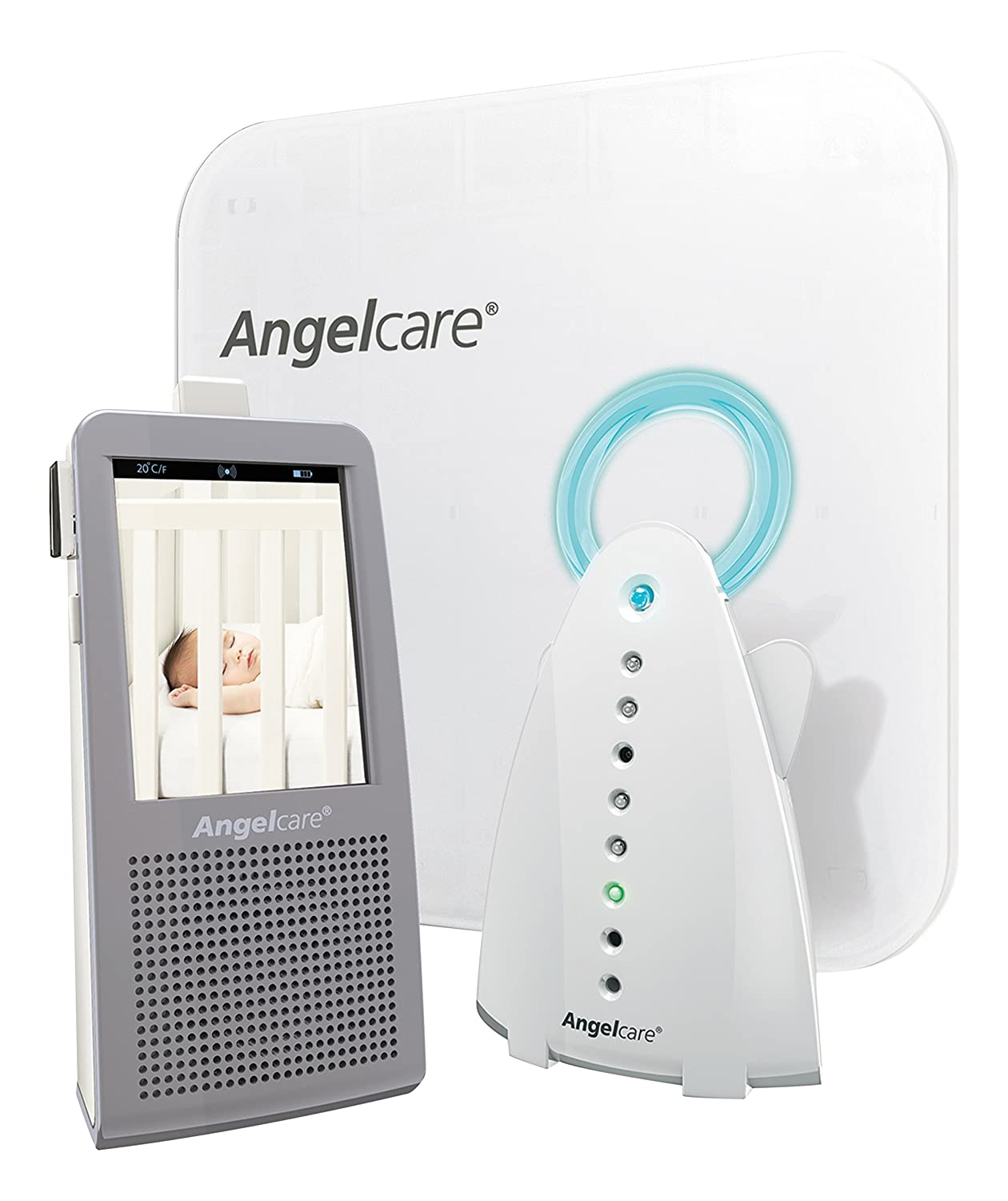 angelcare ac1100 digital video and sound baby monitor ebay. Black Bedroom Furniture Sets. Home Design Ideas