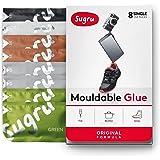 Sugru Moldable Glue - Original Formula - Natural Colors 8-Pack