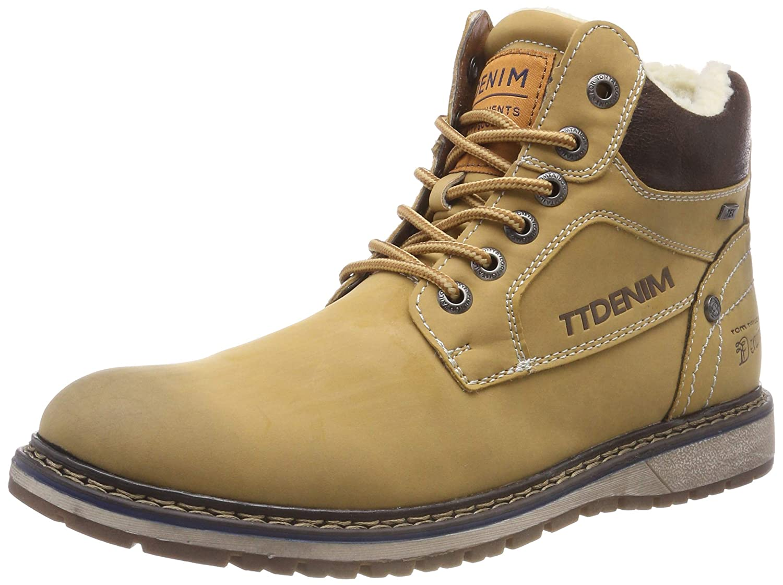 TOM TAILOR Herren 5885303 Klassische Stiefel
