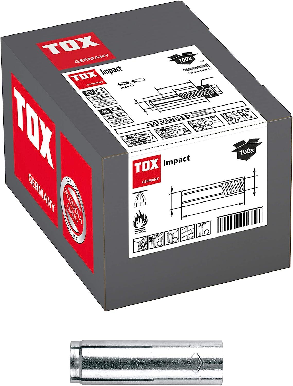 TOX 2910003 Anclaje de rosca interna, 6x30mm: Amazon.es: Bricolaje y herramientas