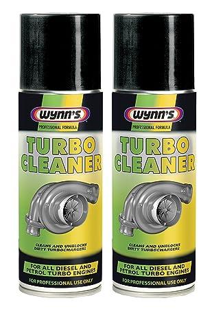 Wynn s Limpiador de Turbo