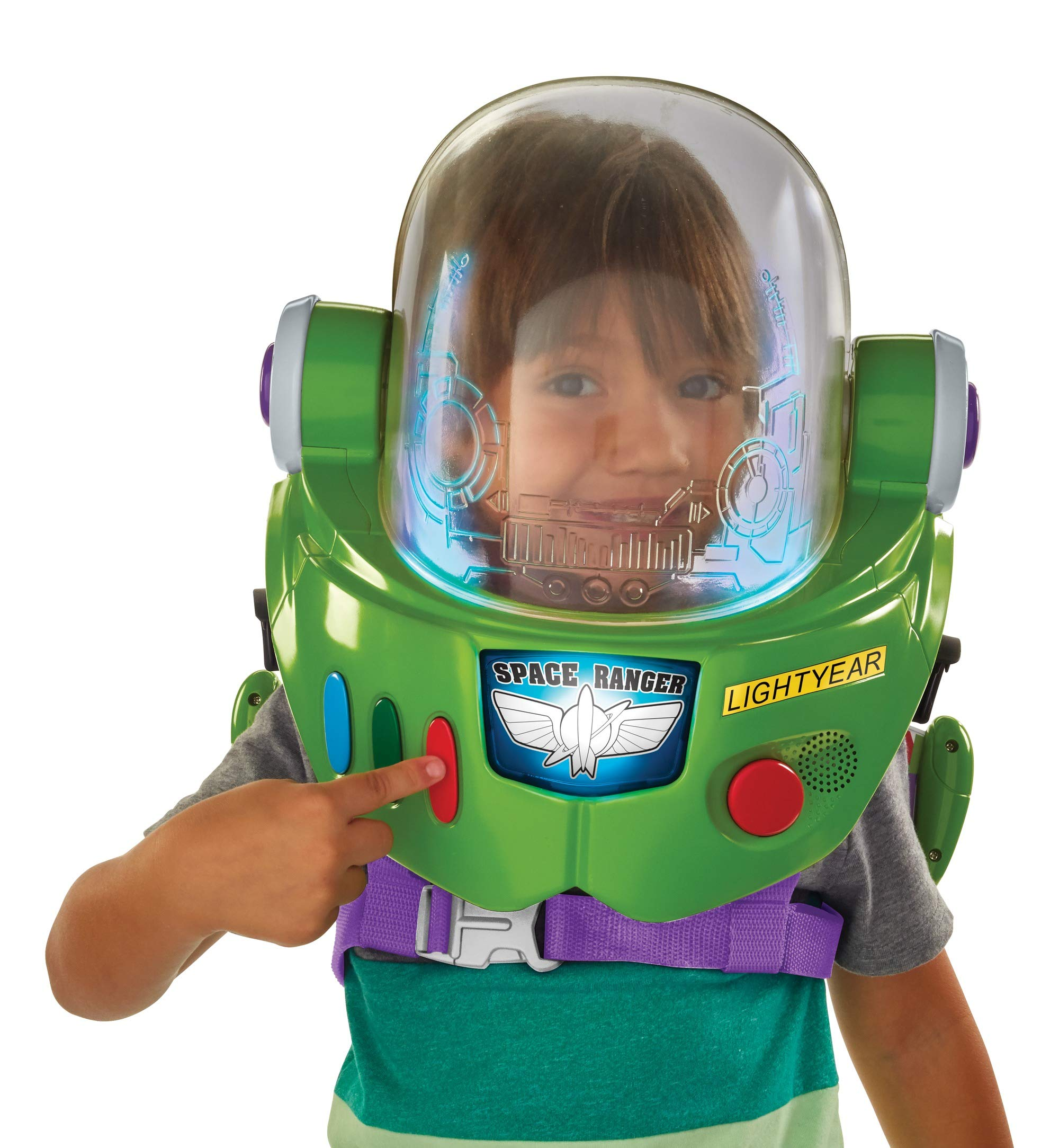 Toy Story Disney Pixar 4 Buzz Lightyear Space Ranger Armor with Jet Pack by Toy Story (Image #13)