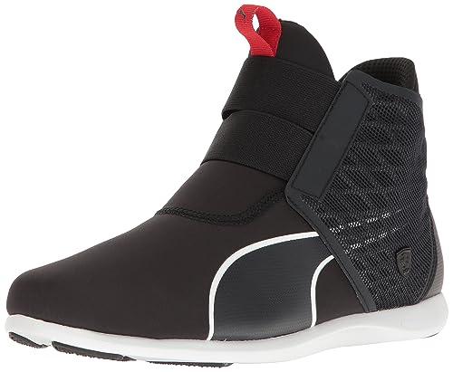 Zapato para caminar con botines SF para mujer, Noche sin luna / Noche sin luna / Puma White, 10.5 M US: Amazon.es: Zapatos y complementos