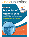 Properties of Matter & SHM for JEE Main & Advanced (Study Package for Physics)