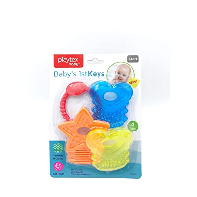 Baby King Scholastic for Baby Baby's First Keys Teether: Toys & Games