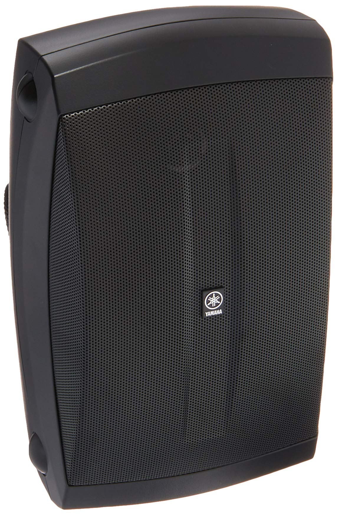 Yamaha NS-AW150BL 2-Way Indoor/Outdoor Speakers (Pair, Black) - Wired by Yamaha Audio