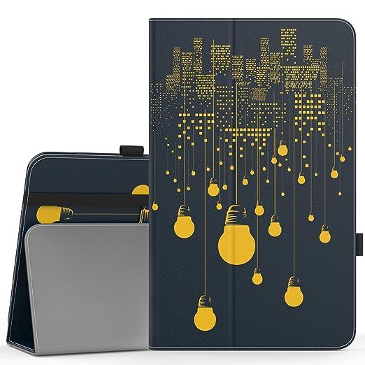 36 opinioni per MoKo Samsung Tab A 10.1 Case- Custodia Protettiva Pieghevole Stand con Funzione