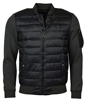 Bomber Lauren Men's Double Hybrid Polo At Ralph Knit Down Jacket If7b6gyvYm