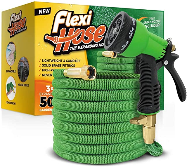 Flexi Hose Expandable Garden Hose