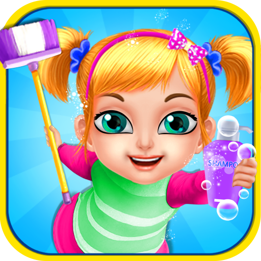 House Cleaning Clean Tidy Room - Free, Challenging, Fun game to help with different house activities. - Clean Bedroom