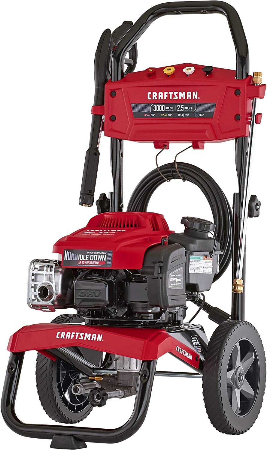 CRAFTSMAN 2800 MAX PSI PRESSURE WASHER