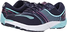 Brooks Women's PureCadence 6 Evening Blue/Pink Peacock/Island Paradise 5 B US