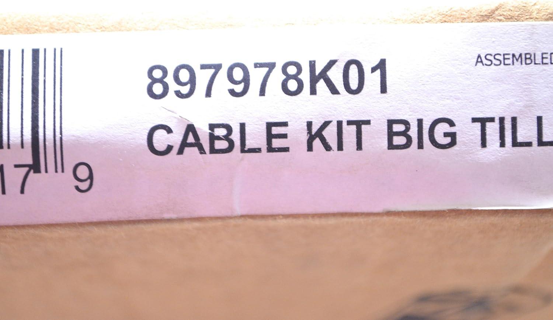 New Mercury Mercruiser Quicksilver Oem Part # 897978B18 Cable T//S18