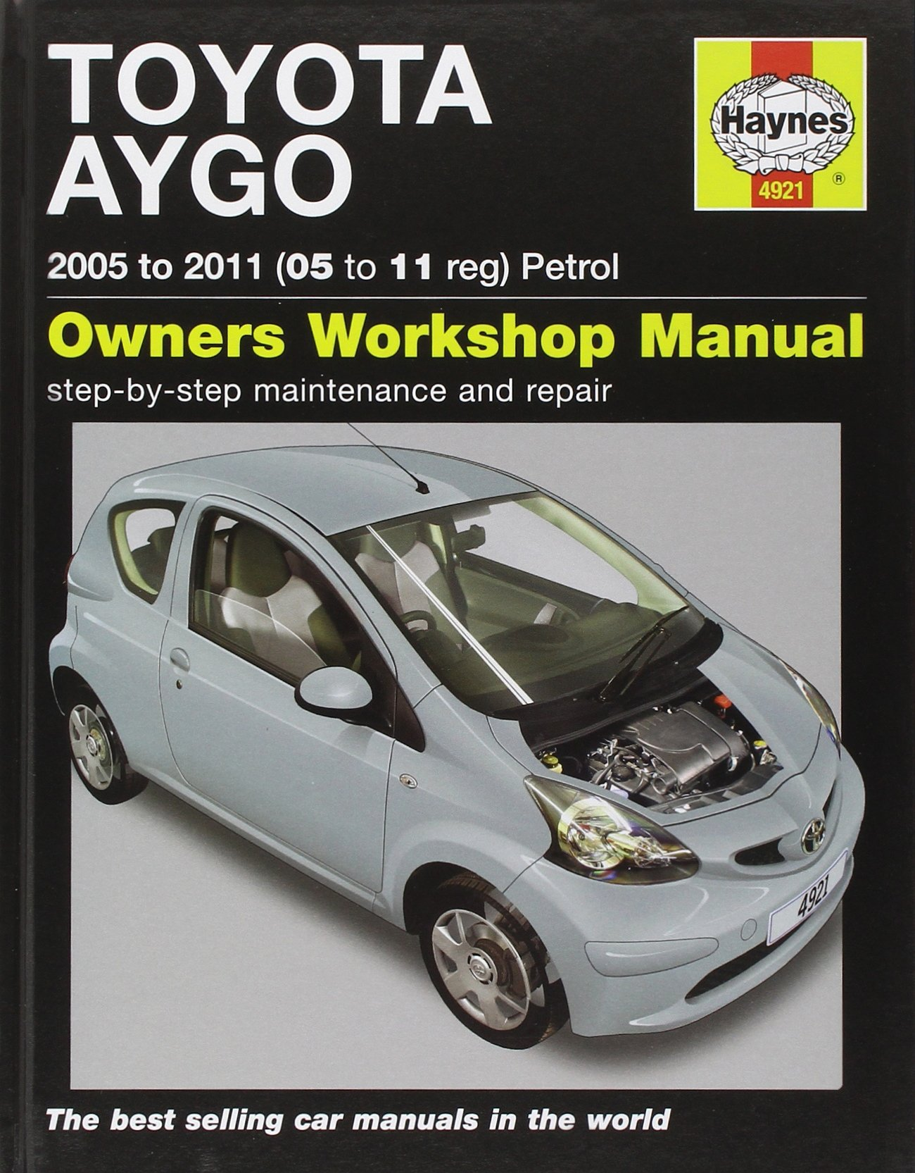 Toyota Aygo Petrol: 2005 to 2011 (Service & repair manuals): Amazon.co.uk:  Peter T. Gill: 9781844259212: Books