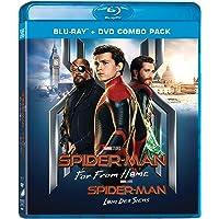 Spider-Man: Far From Home [Blu-ray + DVD + Digital] (Bilingual)
