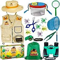 OzBSP Kids Outdoor Adventure Kit. Kids Explorer Kit. Nature Exploration Toy for...