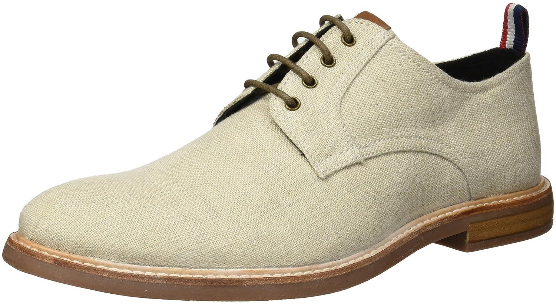 Ben Sherman Men\'s Birk Plain Toe Oxford BNM00022