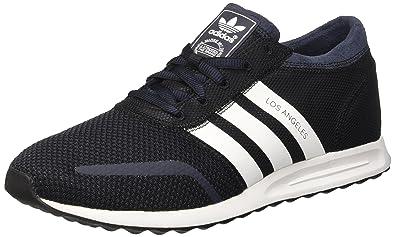 adidas Los Angeles Herren Sneaker , Grau, Einheitsgröße