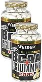 Weider BCAA + Glutamine 180 dosettes, à 2 pièces Paquet (2 x 180 dosettes) Weider-partenaire