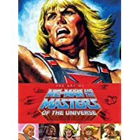 The Art Of He Man And The