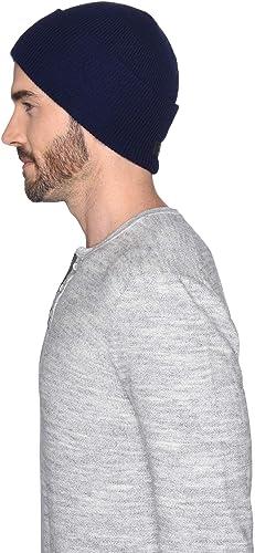 UGG Men s High Cuff Knit Beanie Black Multi One Size at Amazon Men s  Clothing store  b9ac58b52f5