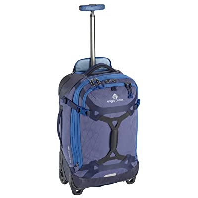 Eagle Creek Gear Warrior Carry Luggage Softside 2-Wheel Rolling Suitcase