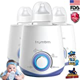 TRUMOM 3 in 1 Electric Feeding Advance Bottle Warmer, Food Heater & Sterilizer for Babies