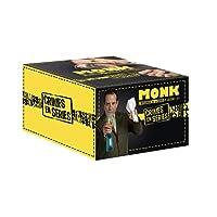 Monk - L'intégrale des 8 saisons