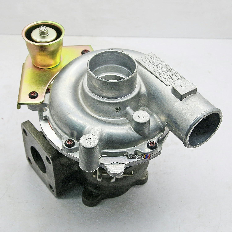 Amazon.com: Turbo Turbocharger For HOLDEN ISUZU D-Max Rodeo 2.5L 4JA1-T RHF5 8972402101: Automotive