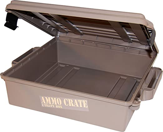 Amazon.com : MTM ACR5-72 Ammo Crate Utility Box With 4.5