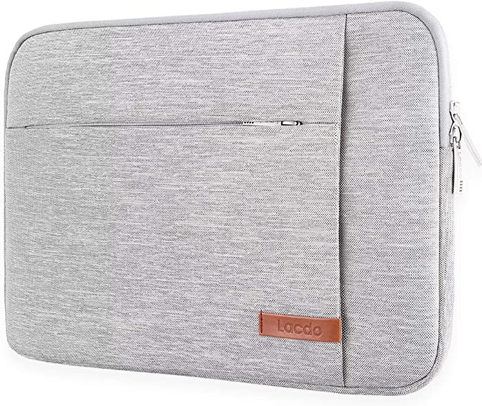The Best Lacdo 133 Inch Laptop Sleeve Case Compatible